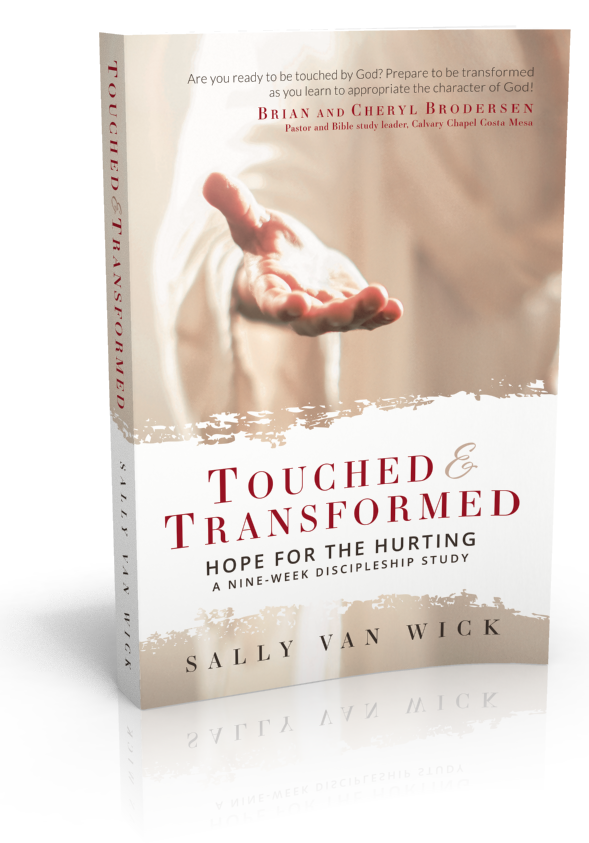 Touched and Transformed - Front Cover